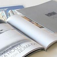 3 brochures Изготовление брошюр