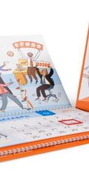 7 kalendari Календари СПб